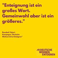 """Kampagne zur Enteignung der """"Deutsche Wohnen"""""""
