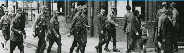 2. Mai 1933 - Zerschlagung der Gewerkschaften