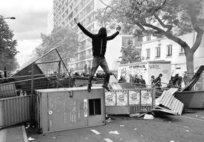 1. Mai 2018 in Paris