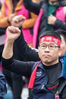 Nach mehr als zwei Jahren: Der (frühere) Vorsitzende des südkoreanischen Gewerkschaftsbundes KCTU frei gelassen!