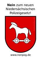 Nein zum PolG NDS Niedersachsen