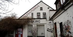 Am 23.52018 von der Polizei überfallen die alhambra in Oldenburg