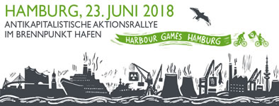 Harbour Games am 23. Juni 2018 in Hamburg