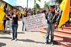 Kolumbienprotest: Tödlicher Stausee Mai 2018