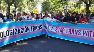 Die Frauenproteste in Chile weiten sich auch politisch aus - Juni 2018 Santiago