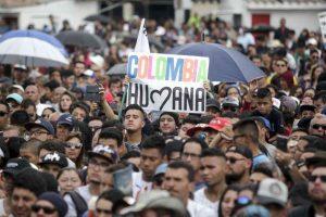 17. Juni 2018 immerhin 8 Millionen stimmen für linkssozialdemokraten in Kolumbien