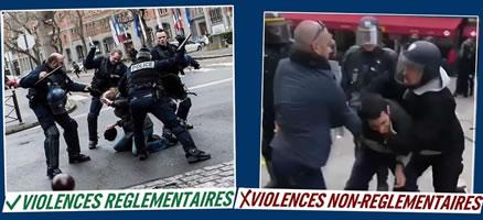 Die Affäre Benalla in Frankreich: gesetzliche und außergesetzliche Polizeigewalt