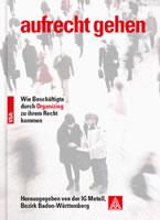 Buch bei VSA: IG Metall Bezirk Baden-Württemberg (Hrsg.): aufrecht gehen