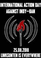 [25.08.] Wütend gegen Verbote – Aktionstag anlässlich des Jahrestages der Razzien zum Verbot von linksunten.indymedia.org