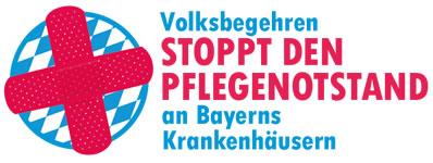 Volksbegehren: Stoppt den Pflegenotstand an Bayerns Krankenhäuser