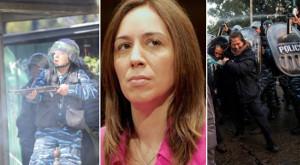 Die Werftarbeiter in Buenos Aires, die Gouverneurin und ihre Polizei 20.8.2018