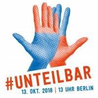 [Demonstration am 13.10. in Berlin] #unteilbar. Für eine offene und freie Gesellschaft - Solidarität statt Ausgrenzung