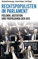 """[Buch] """"Rechtspopulisten im Parlament. Polemik, Agitation und Propaganda der AfD"""""""