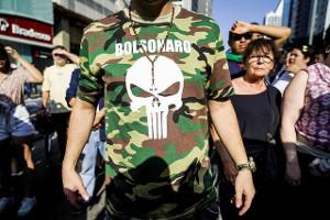 """[28. Oktober 2018] Bolsonazi siegesgewiss: """"Erst wählen die Brasilianer. Mich. Dann kann Haddad wählen – zwischen Exil und Gefängnis"""""""