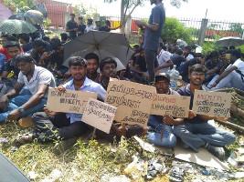 Indische Polizei nimmt Tausende streikender Autoarbeiter fest: Sie kämpfen für Gewerkschaftsrechte und gegen Leiharbeit