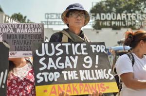 """Philippinen: """"Gerechtigkeit für die 9 von Sagay"""""""
