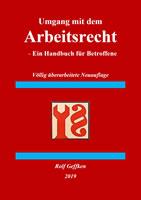 """Das Buch """"Umgang mit dem Arbeitsrecht"""" von Dr. Rolf Geffken"""