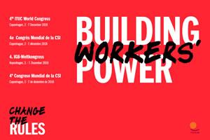 4. Weltkongresses des IGB (2.-7.12.2018, Kopenhagen)