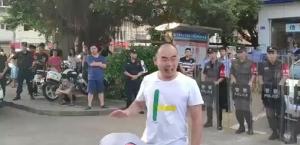 Auch im Dezember 2018, nach mehr als 4 Monaten, immer noch in Haft: Der frühere Jasic-Arbeiter Li Zhan