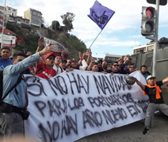 Chile: Solidarität mit dem Streik der HafenarbeiterInnen von Valparaiso