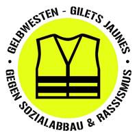 [Kundgebung am 20.12.18 in Berlin] Solidarität mit den Sozialprotesten der Gelbwesten in Frankreich! Mindestlöhne rauf! Weg mit Hartz IV!