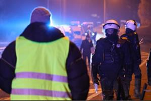 """Belgien: Migrationsfrage haut Regierung auseinander... und mobilisiert auch """"Gelbe Westen"""""""