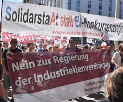 Österreich: Nein zur Regierung der Industriellenvereinigung