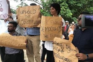 Sri Lanka 2018: Der erfolgreiche Widerstand gegen den nationalen Populismus zeigt was Politik leisten kann