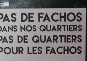 """Frankreich: Protest der """"gelben Westen"""" gegen Faschos bei der Demo"""