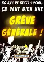 """Frankreich: Aufruf der """"gelben Westen"""" zum Generalstreik"""