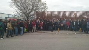 Das Phantom ist wieder da: Maquiladoras in Nordmexiko von 70.000 bestreikt - ohne Gewerkschaft...