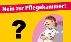 ver.di: Nein zur Pflegekammer! Petition gegen die Pflegekammer Niedersachen