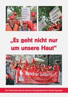 """[Buch über Bosch-Siemens-Hausgeräte (BSH)] """"Es geht nicht nur um unsere Haut"""""""