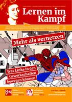 Februar-Ausgabe des neuen Magazins von Lernen im Kampf
