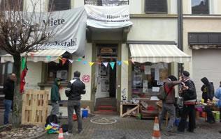 [Freiburg] (Auch) Mozartstraße 3 besetzt!