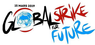 Global Strike for Future am 15.03.19