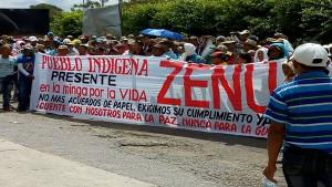 Die erneute Minga der indigenen Organisationen im Südwestens Kolumbiens im März 2019