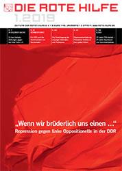 Rote Hilfe Zeitung 1/2019