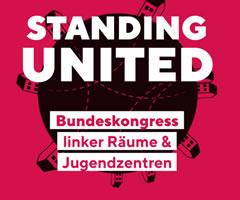 [Chemnitz: 12.-14. April 2019] Bundeskongress linker Räume und Zentren