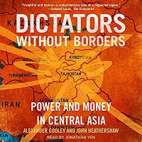 Diktatoren ohne Grenzen war eines der ersten Bücher über Diktatur und Korruption in Zentralasien