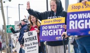 30.000 im Streik bei Stop and shop, vor allem in Massachussets seit dem 11.4.2019