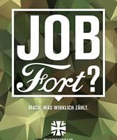 """""""Job Fort?"""" Bundeswehr-Werbeaktion vor Ford in Köln (und auf deren Homepage)"""