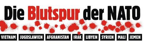 Die Blutspur der NATO