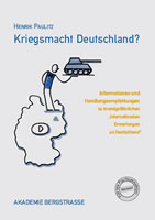 """[Buch] """"Kriegsmacht Deutschland?"""""""