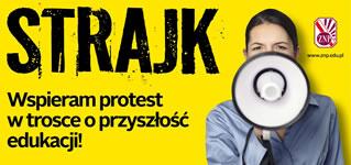 Streik an Polens Schulen 2019