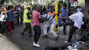 Erneute Pogrome in Südafrika gegen alle Ausländer
