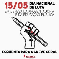 Streikplakat für den 15.5.2019 an Brasiliens Universitäten