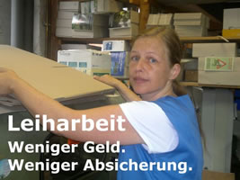 Petition an Bundesvorstand und Tarifkommission Leiharbeit des Deutschen Gewerkschaftsbundes (DGB): Gegen Leiharbeit und gegen den Missbrauch von Werkverträgen durch die Unternehmen! Equal Pay durchsetzen - Tarifvertrag Leiharbeit muss weg!