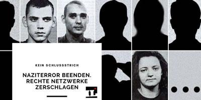 IL: Naziterror beenden. Rechte Netzwerke zerschlagen