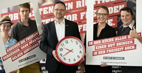 #fairdient: NGG startet Kampagne für faire Arbeitszeiten im Gastgewerbe